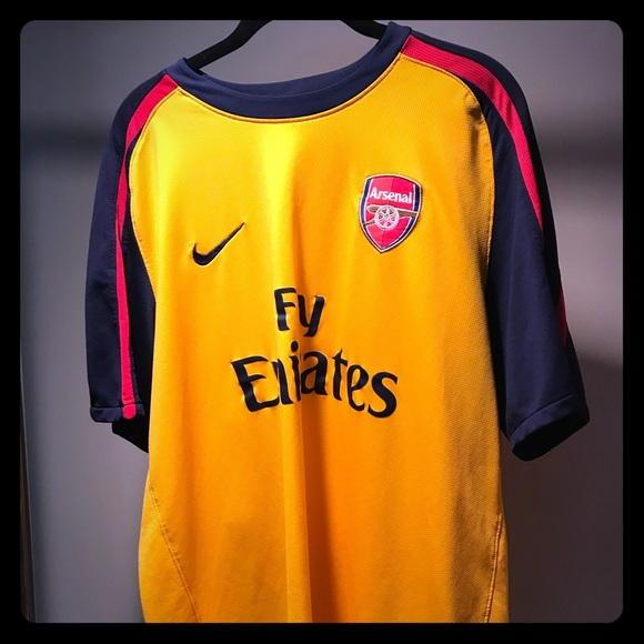 648c14c2a Nike Other - Nike Arsenal 2008 2009 Away Jersey
